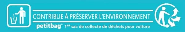 logo Preserver environnement sac petitbag